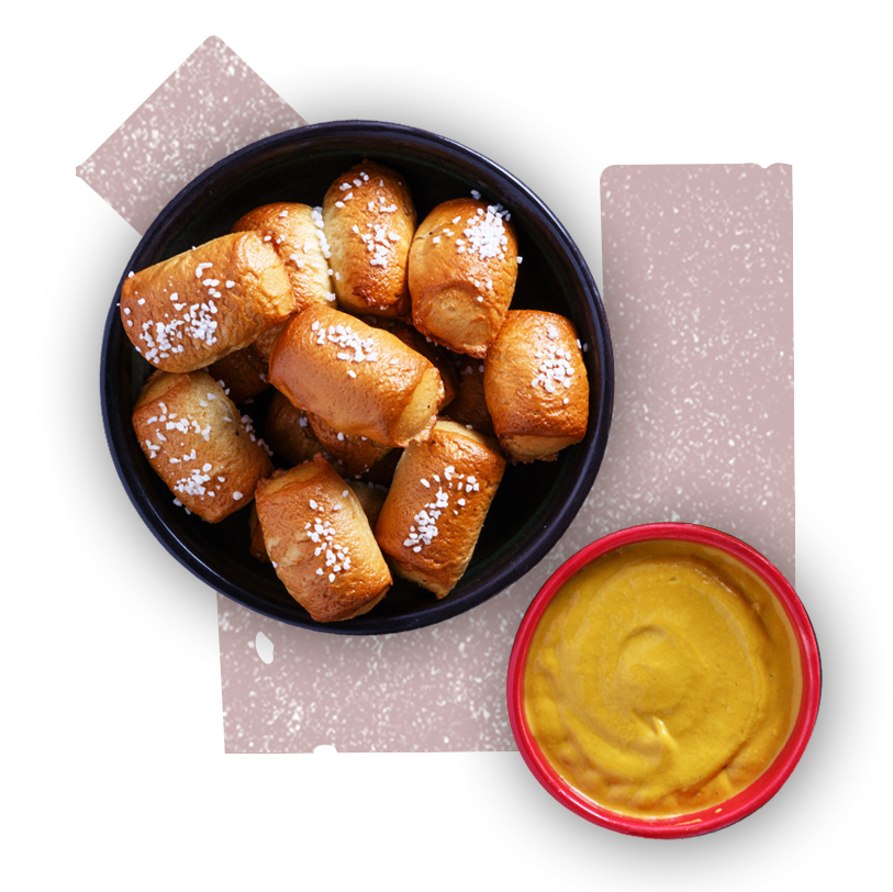 Tuck'd Away - Pretzel Bites